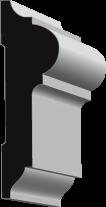 DL715 Chair Rail